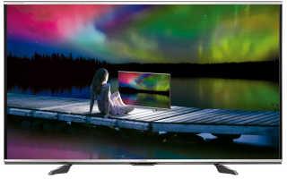 Технология AQUOS NET в телевизоре Sharp Smart TV