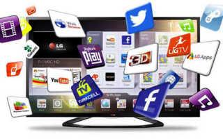 Телевизоры с функцией LG Smart TV — обзор возможностей