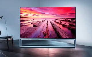 Телевизоры с экраном на органических светодиодах (OLED) — уже реальность