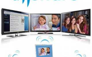 Телевизоры Samsung Smart TV : функция All Share