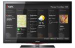 Телевизоры Samsung Smart TV : подключение к интернету — Internet@TV + WEB-браузер