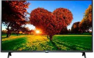 Главные характеристики LCD телевизоров