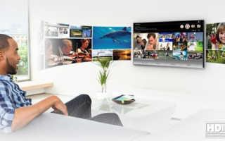 Компания LG представляет новейшие плазменные панели с функцией Touch TV