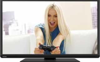 Умные LED телевизоры Toshiba Smart TV