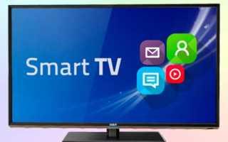 Телевизоры Samsung Smart TV — что это?